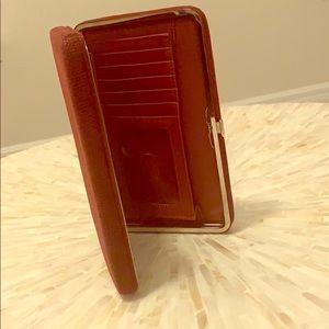 Handbags - Little red clutch!